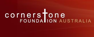 Cornerstone Foundation Australia